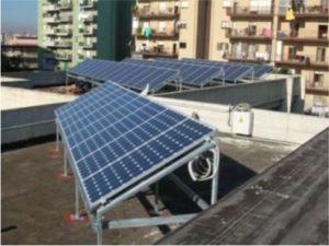 Impianto Fotovoltaico Casalnuovo