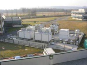 Impianto Cogenerazione Bioindustry
