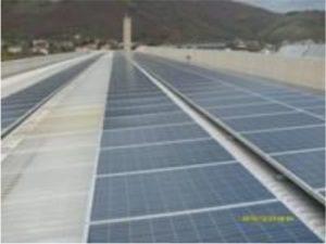 Impianto Fotovoltaico Radici Tappeti