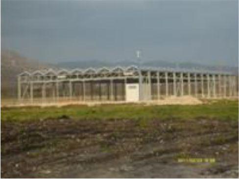 Serra Fotovoltaica Vivai Cecere