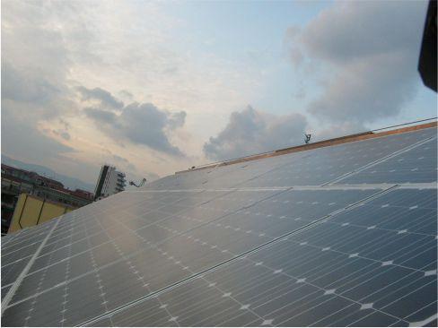 Centrale Fotovoltaica Terni