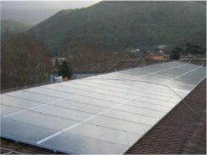 Centrale Fotovoltaica Sant'Agata dei Goti