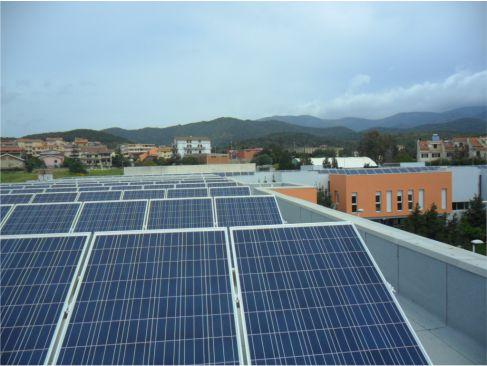 Efficientamento Energetico ITCG di Iglesias